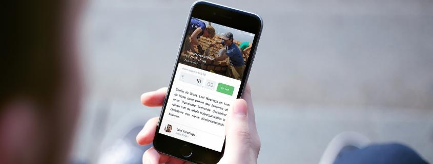 Mobiele app voor kerken